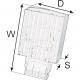 Ogrzewacz półprzewodnikowy typu OP-100