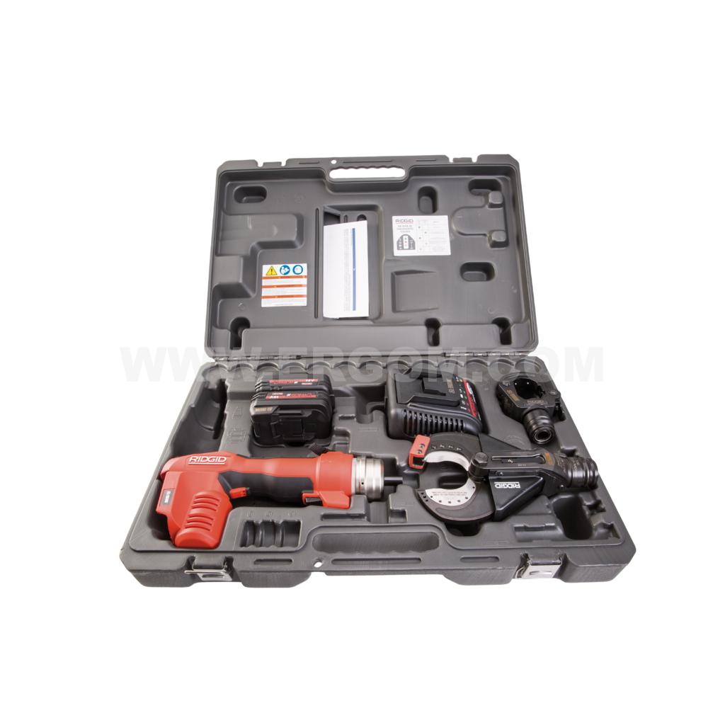 Profesjonalne narzędzie 2 w 1 ERP 60 EL CC