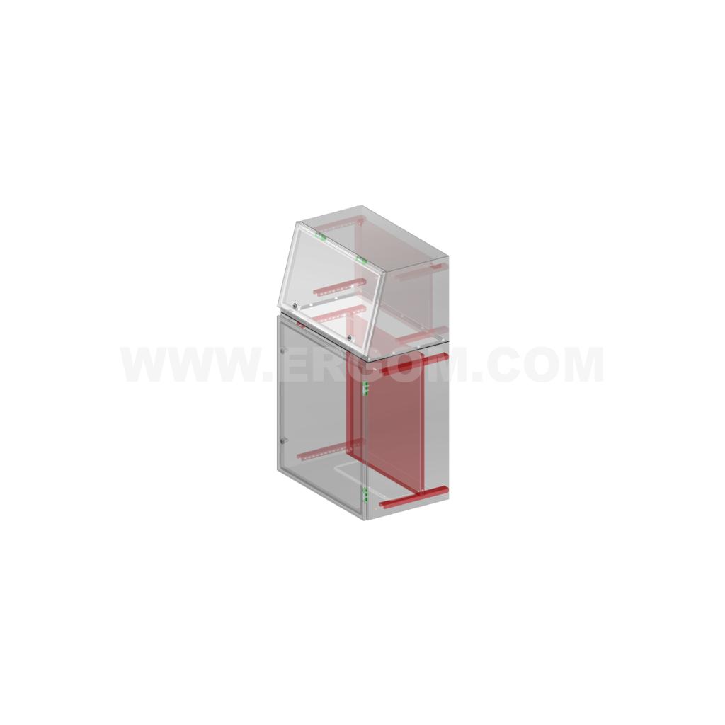 Modułowe pulpity sterownicze typu PS