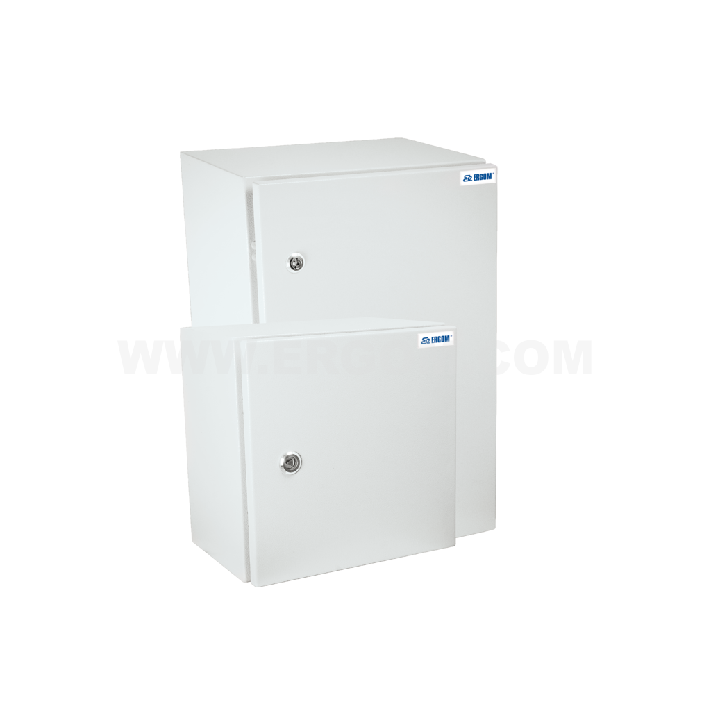 Steel enclosures, RN and RS series