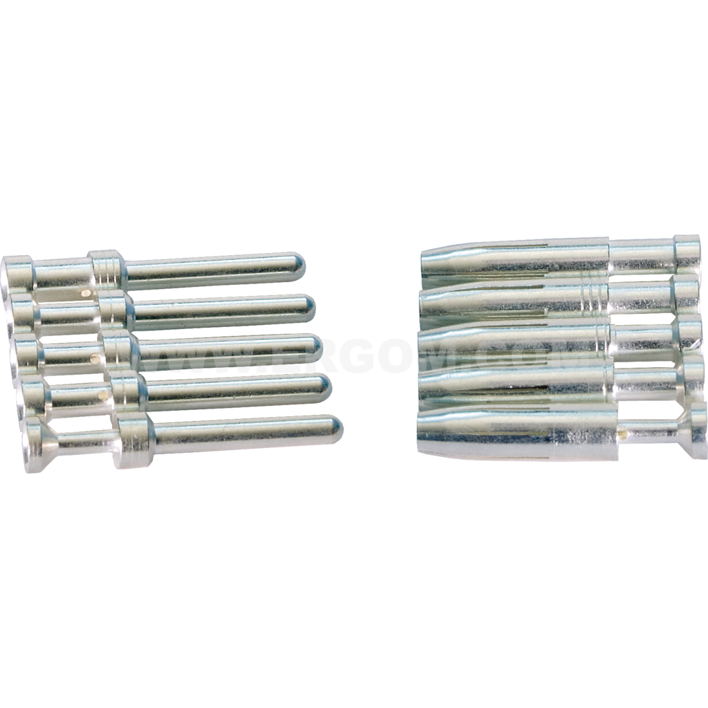 Crimp contacts (pins)