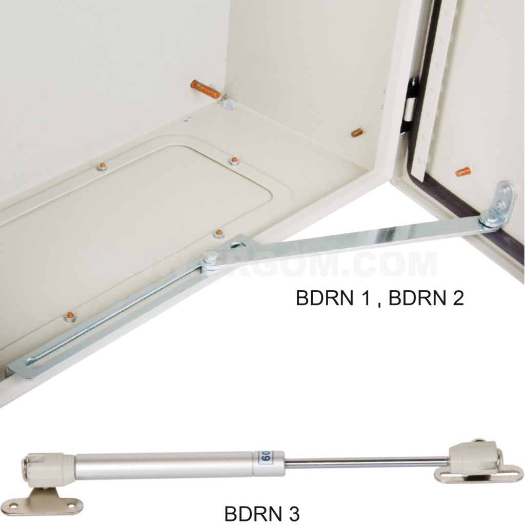 Blokada drzwi do obudów stalowych RN typ BDRN