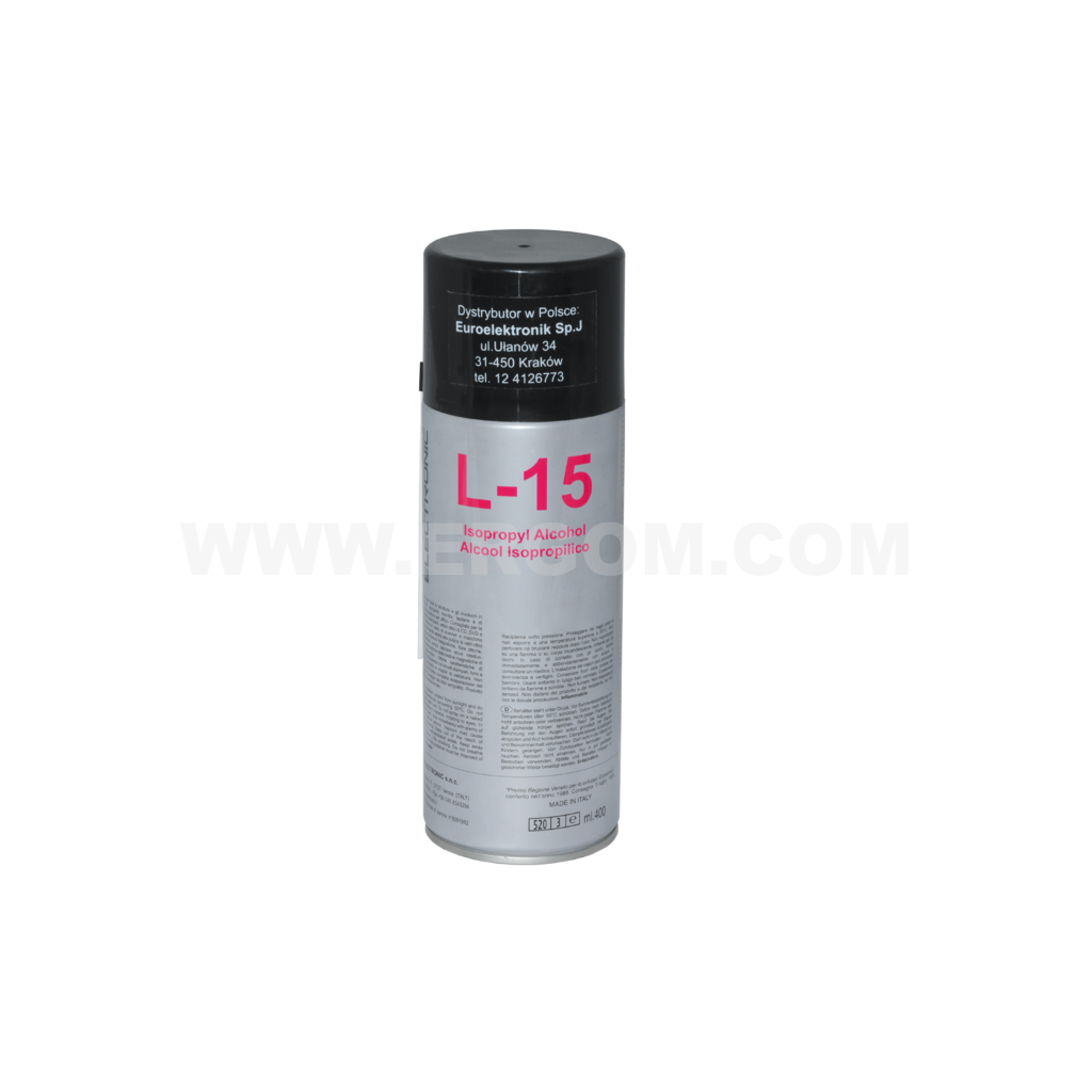 Isopropyl alcohol, L-15