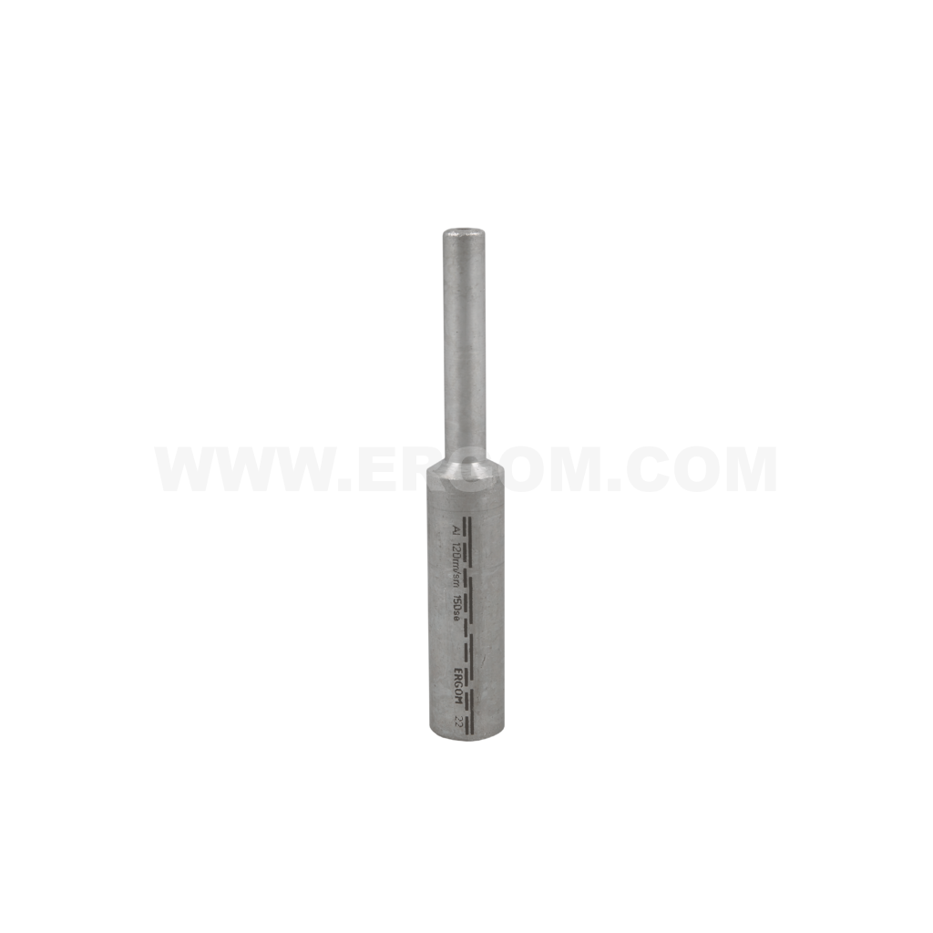Aluminium pin terminals for plastic insulated cables acc. to VDE 0295, BAK type
