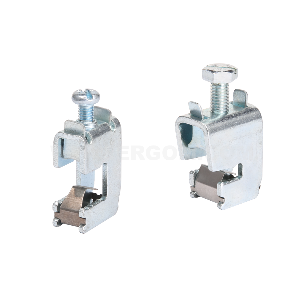 Busbar clamps, C2 type