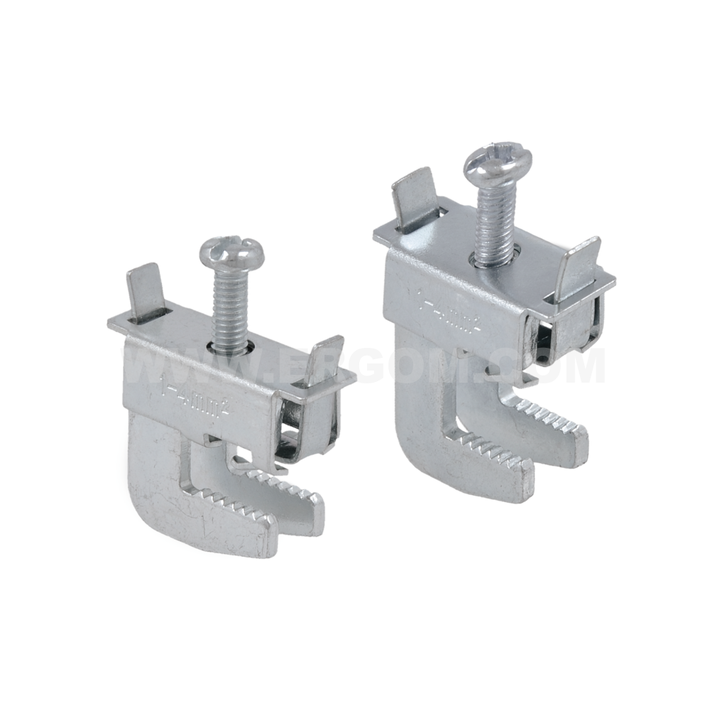 Busbar clamps, C type