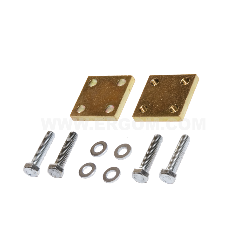 Busbar screwed clamps, F type