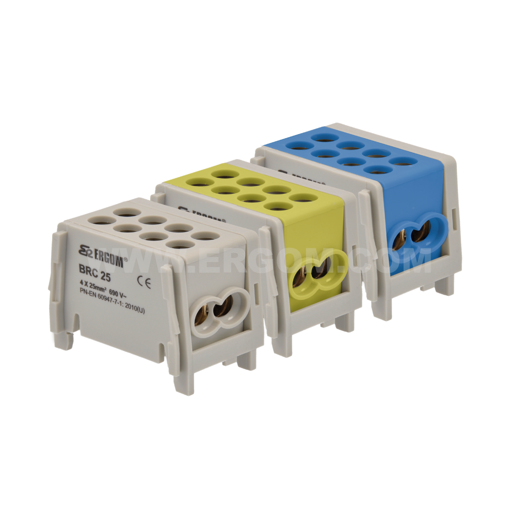 Compact distribution blocks, BRC type  690V