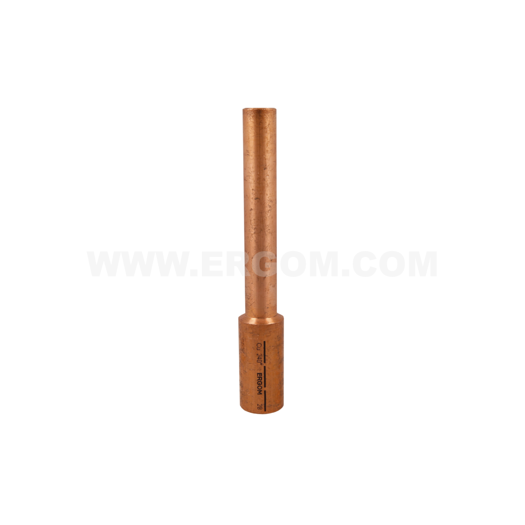 Copper pin terminals, BMV type