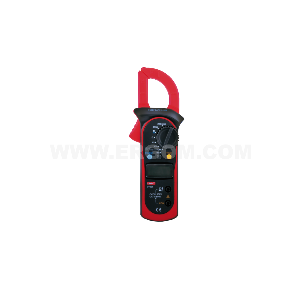Digital clamp meter, UT201