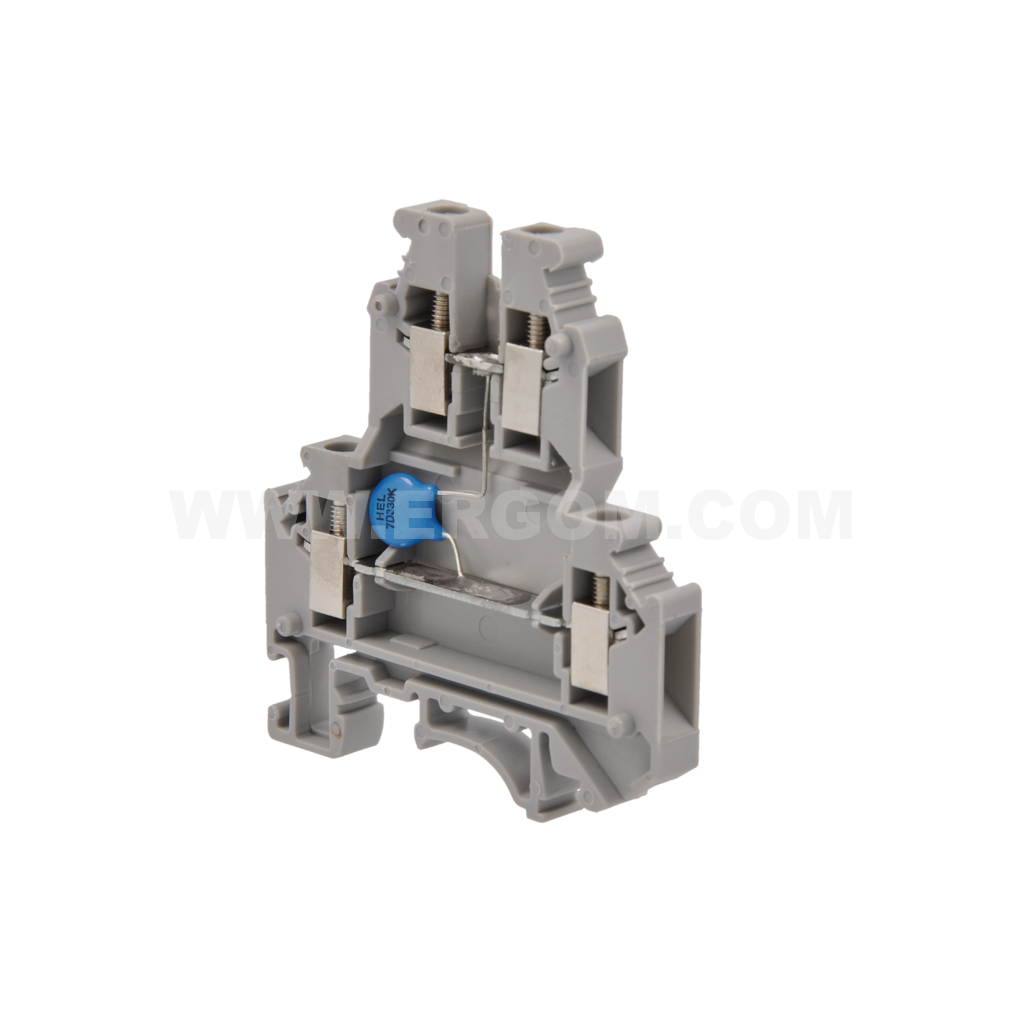 Special double-circuit connector, ZJUD-VAR24 V