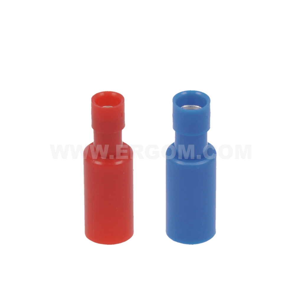 Fully insulated bullet connectors, WCI ... type