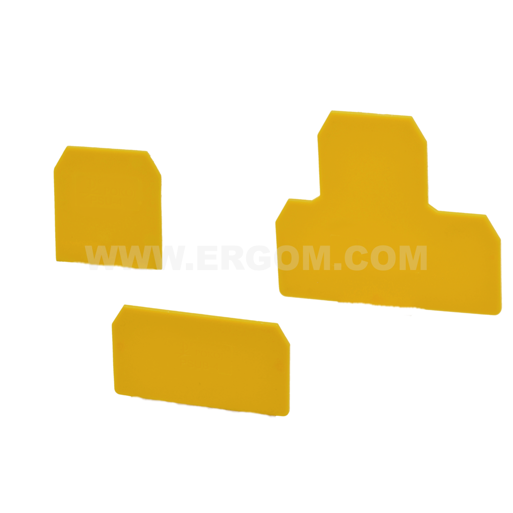 End plates and separators, PSU, PSD, PSUB, PSUP, PS, PSP type