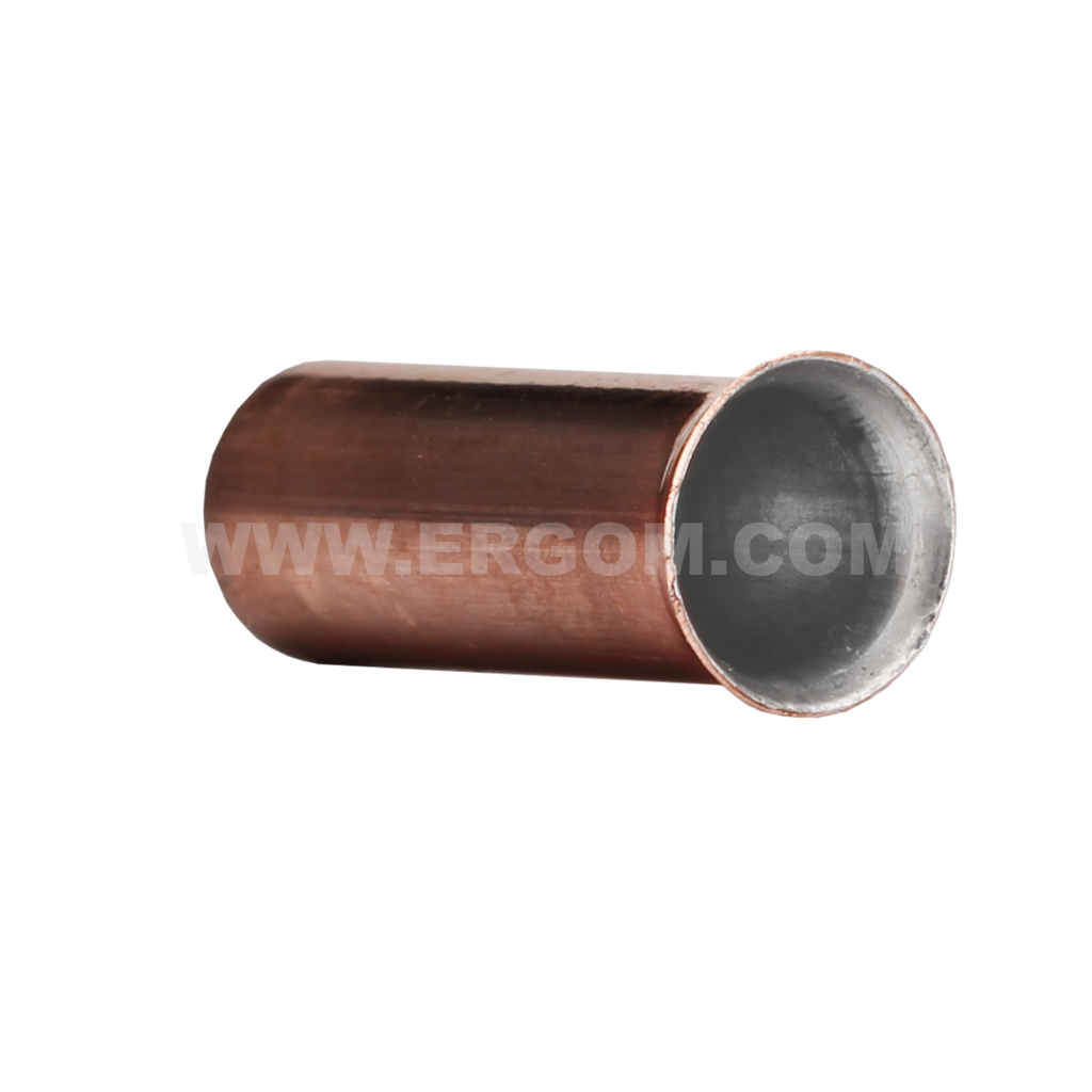 Copper-aluminium sleeve terminals, HMA