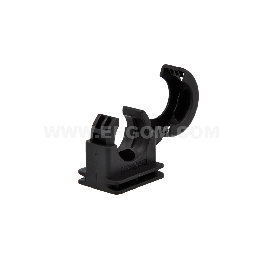 Holder for WTE pipe fixing, UROP type