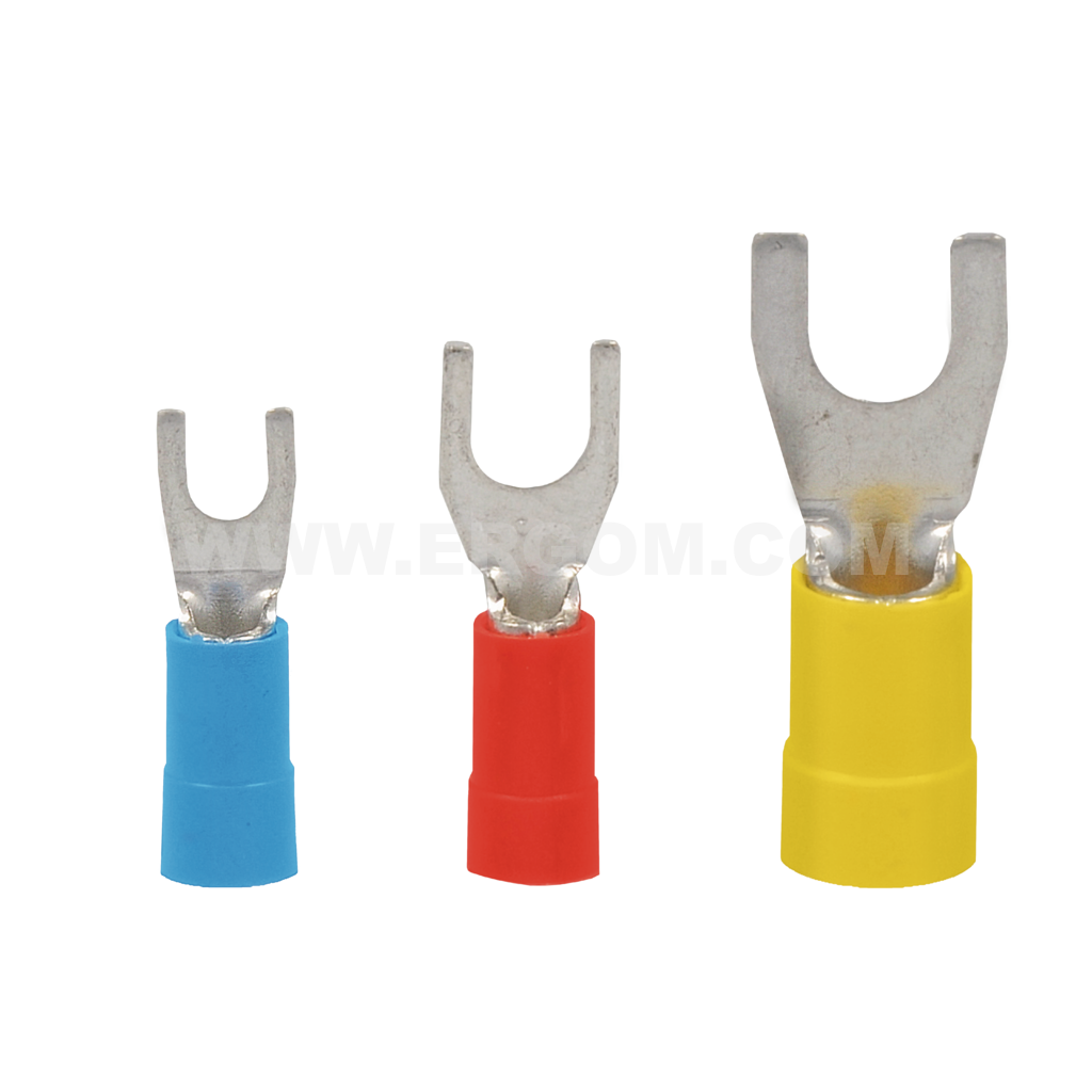 Insulated spade terminals, KWI