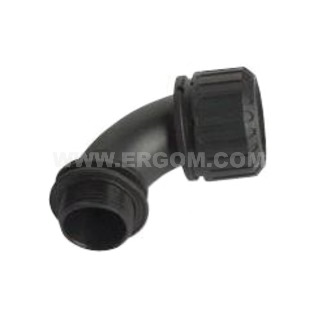 Angle connector, LRSK ... M type