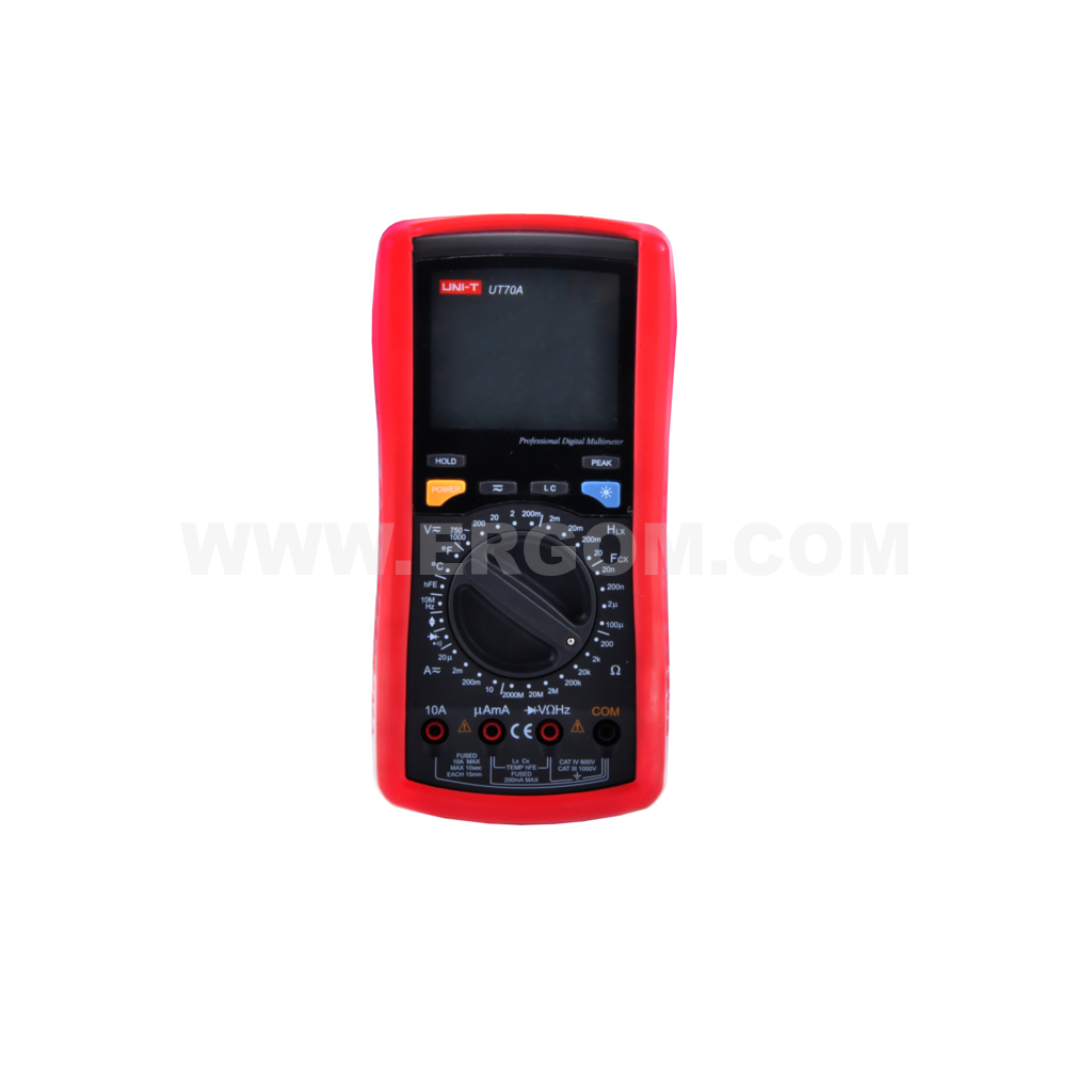 Digital multimeter, UT70A