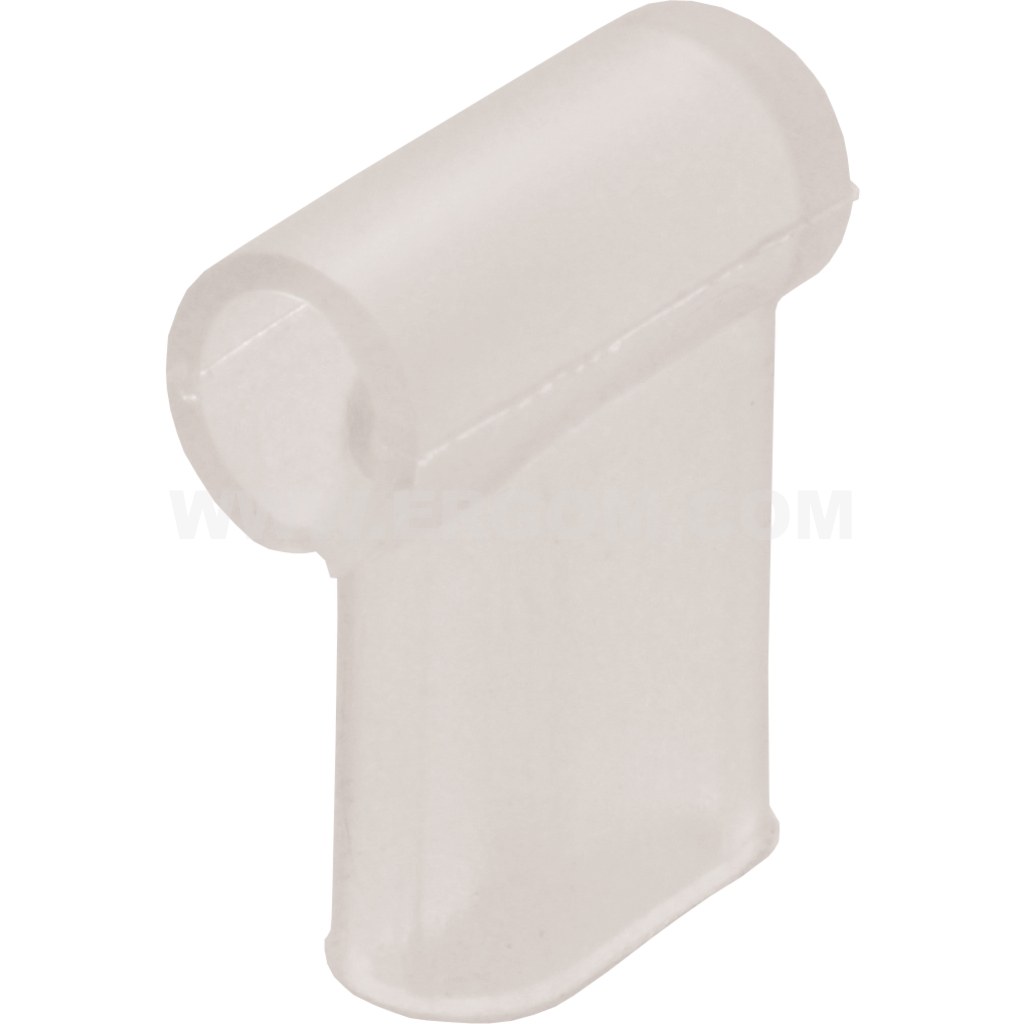 Insulating cover for angular female push-on connectors, ONK ... PCV type