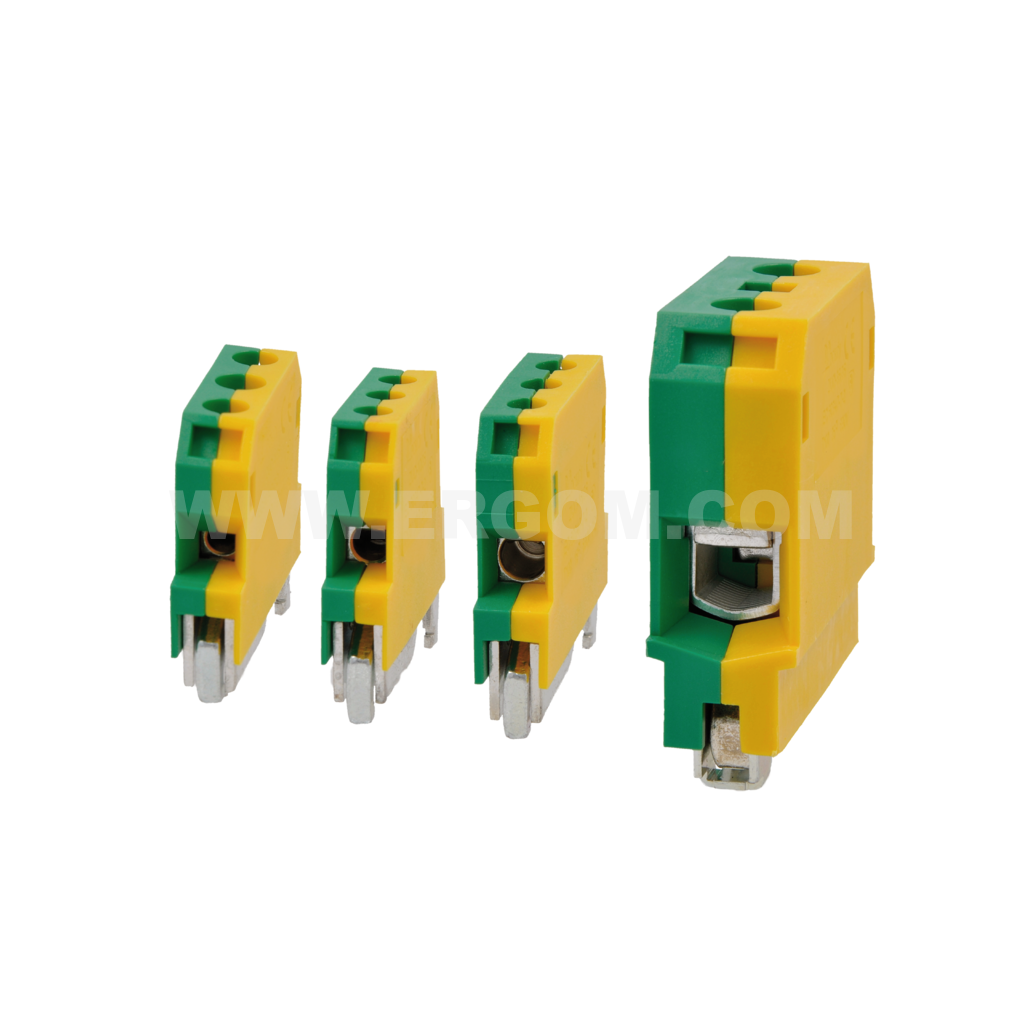 Protective connectors, ZUO type
