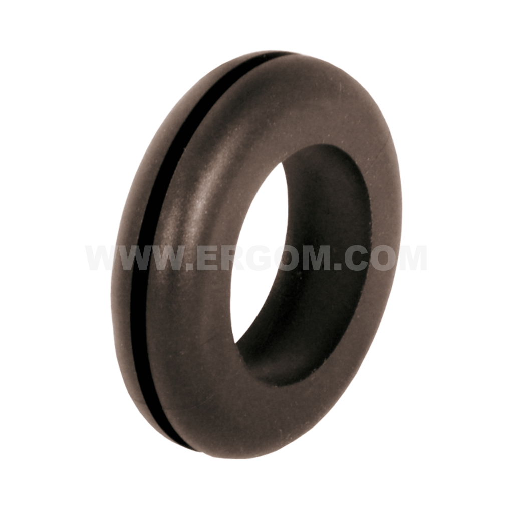 Flexible grommet, PV type