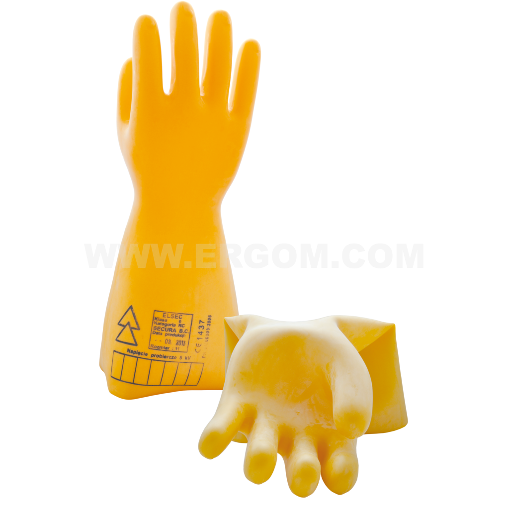 Electroinsulating gloves, ELSEC