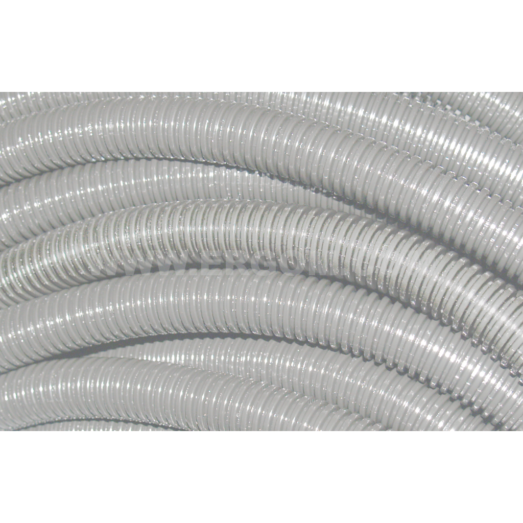 Corrugated protective conduit made of polyamide for moving connections, WTE...R type