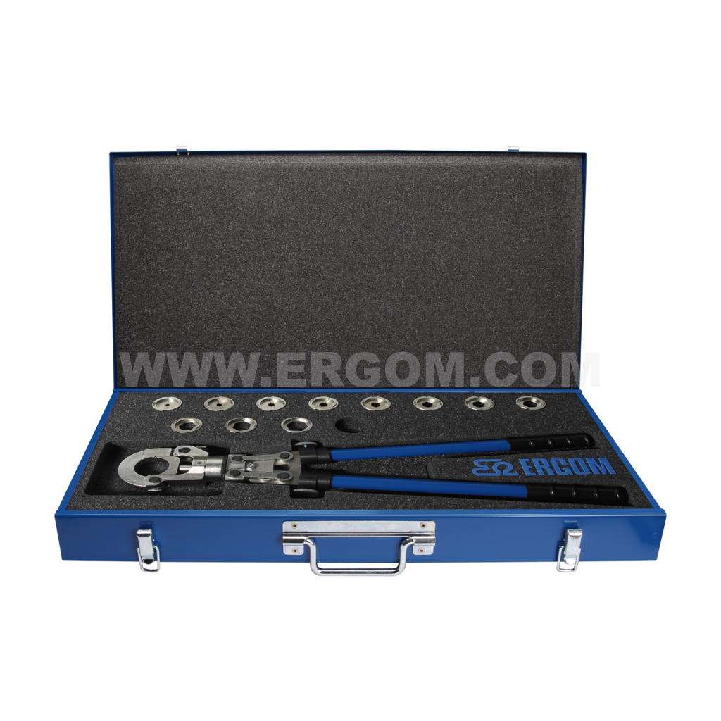 Sets of crimping tool dies EK22-DIN