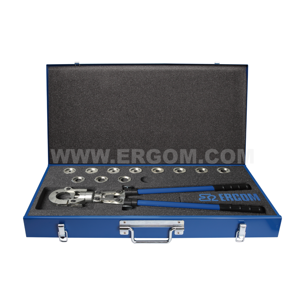 Sets of crimping tool dies EK22-ST