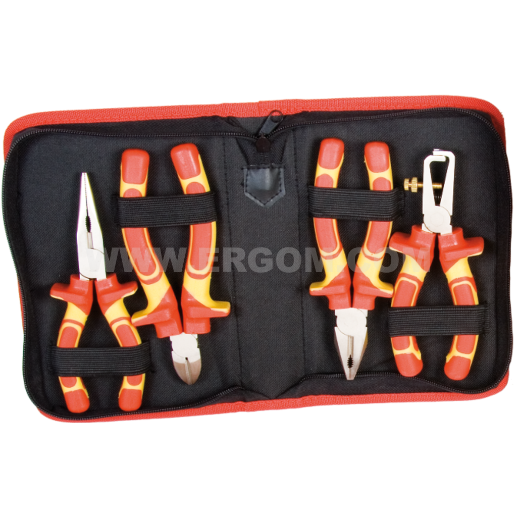 Set of 1000 V pliers, 5571EN