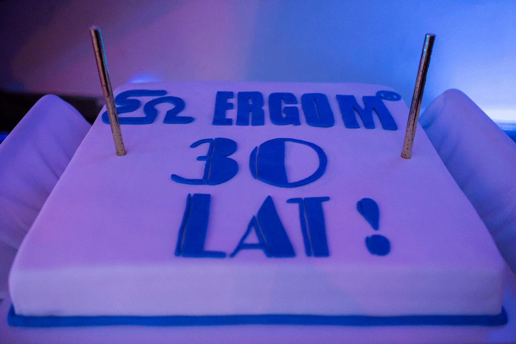 30 lecie Ergom