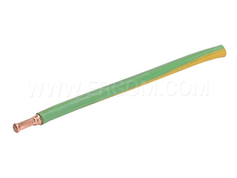 Końcówka kablowa HMA - zaprasowywanie