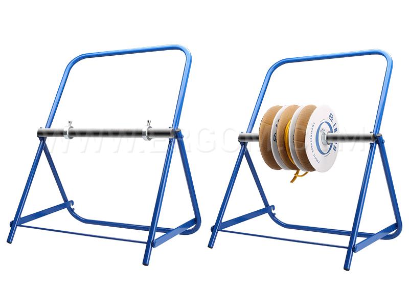 Składany stojak do szpul SZD
