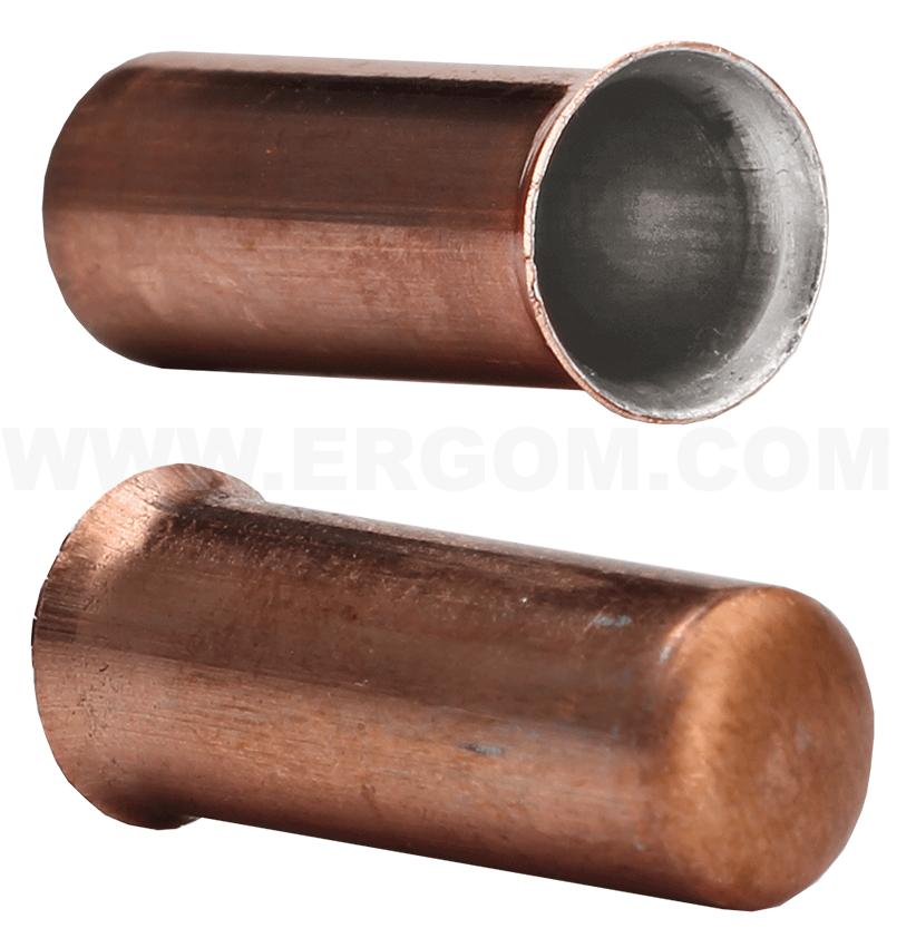 Końcówki kablowe tulejkowe miedziano-aluminiowe HMA