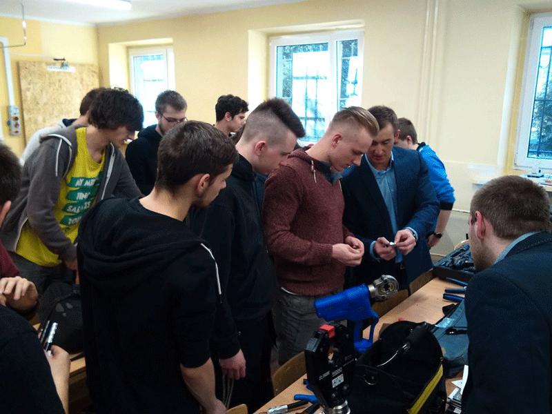 Akademia elektroinstalatora w Chorzowie