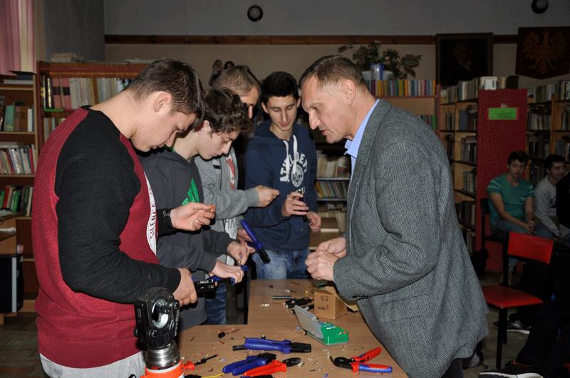 Akademia Elektroinstalatora Ergom w Z.S.P. w Zgierzu