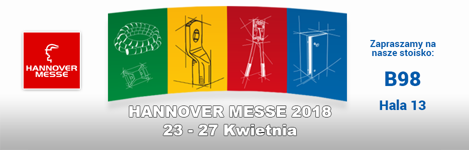 Targi Hannover Messe 2018