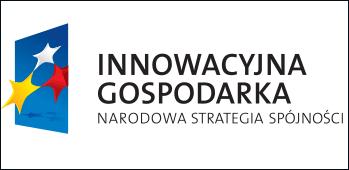 Logo Innowacyjna Gospodarka