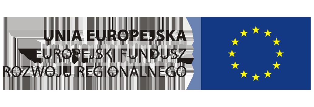 Unia Europejska Europejski Fundusz Rozwoju Regionalnego Logo